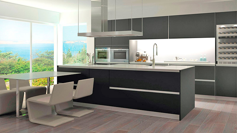 Reformas de cocinas muebles de cocina en mostoles madrid - Muebles de cocina mostoles ...
